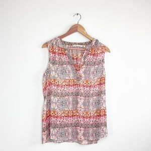 Violet and Claire sleeveless blouse